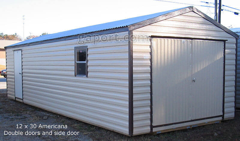 Portable Sheds Are Great To Get Your Garage Organized