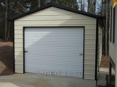 Carolina Garages Sample A