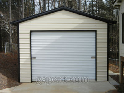 Carolina Garages Sample B