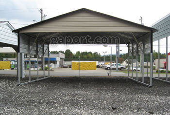 Carolina Carports Sample A ...