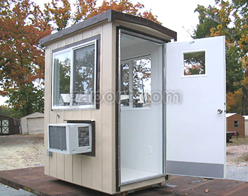 Guard Shacks For Sale Prefab Guard Shack Guard Shack