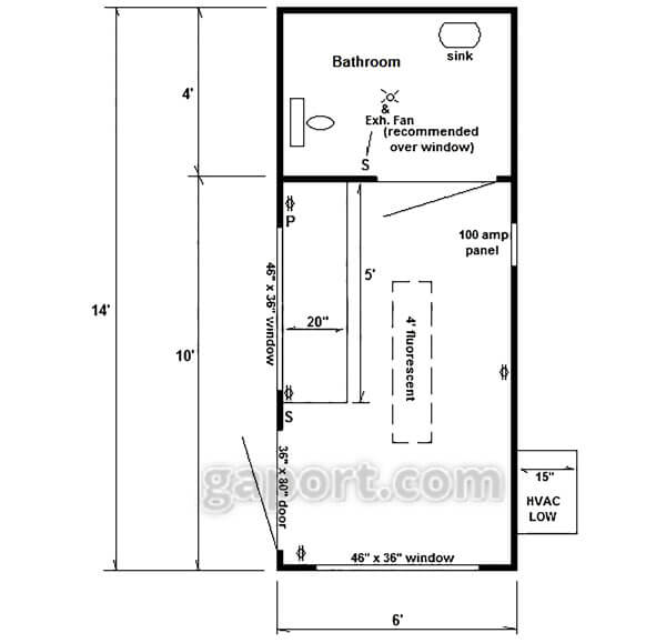6 x 14 bathroom layout 28 images some bathroom design