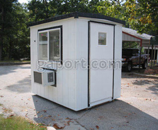 Security Guard House Designs Prefab Security Guardhouse