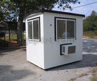 Security Guard House Designs Prefab Security Guardhouse and Cabin