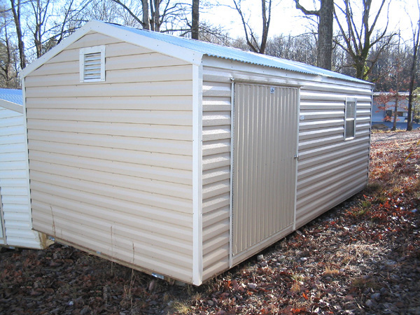 20 x 20 storage building spanish style garage doors storage shed with