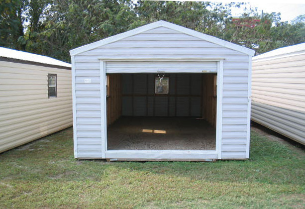 12x24 Portable Storage Building : Sallas buy wood shed
