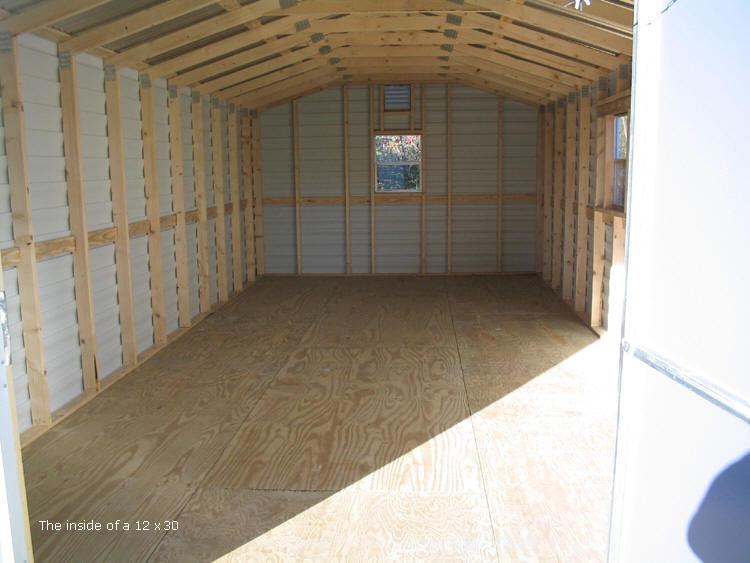 Portable Sheds Are Great To Empty Out Your Garage And Get