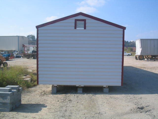 Free 12x40 shed for 30x30 garage with loft