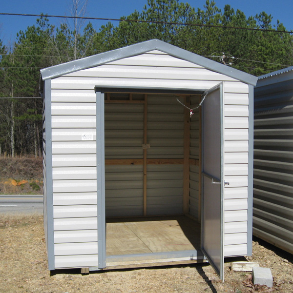 Standard Features of Storage Sheds :