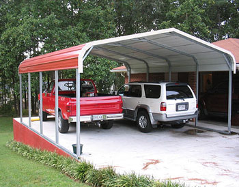 Stopping Carport Condensation Dripping On The Cars