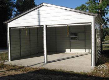 the tin man's garage