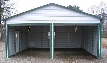 metal garages scotland