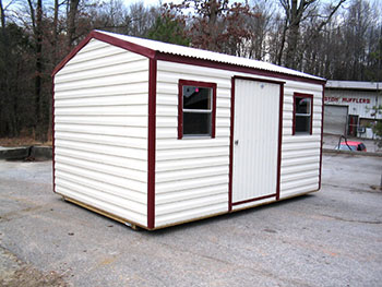 Portable Aluminum Storage Buildings Made And Priced Well