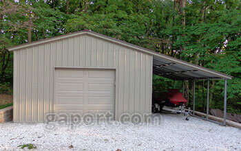 Metal Garages Steel Buildings Garage Plans