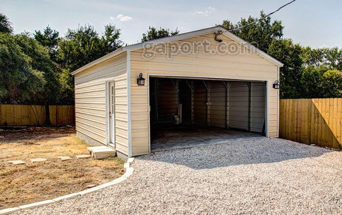 Metal Garages Steel Buildings Garage Plans