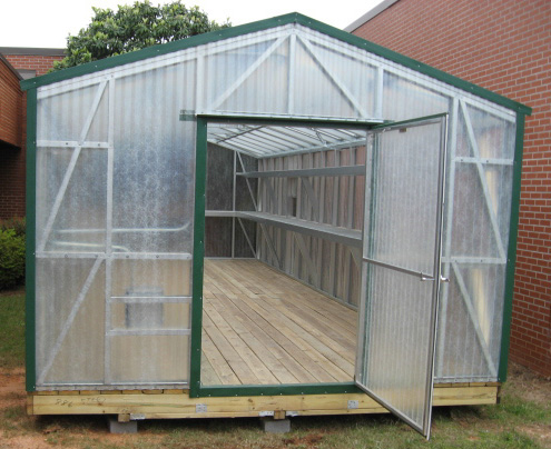 Greenhouses Delivered To You Get A Head Start Now