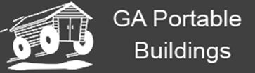 Georgia Portable Buildings Logo