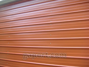 Metal Garages Steel Louisiana LA Sample