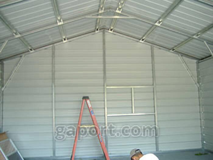 20 20 Metal Garage : Metal garages steel louisiana la