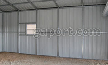 Horizontal Siding Vs Vertical Siding On Steel Garages