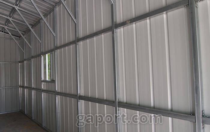 Metal Garages Steel California
