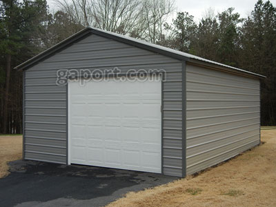 Metal Garages Steel Missouri Mo