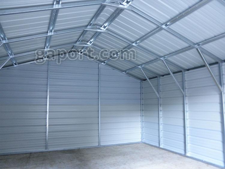 metal garage al sample gg steel htm alabama garages