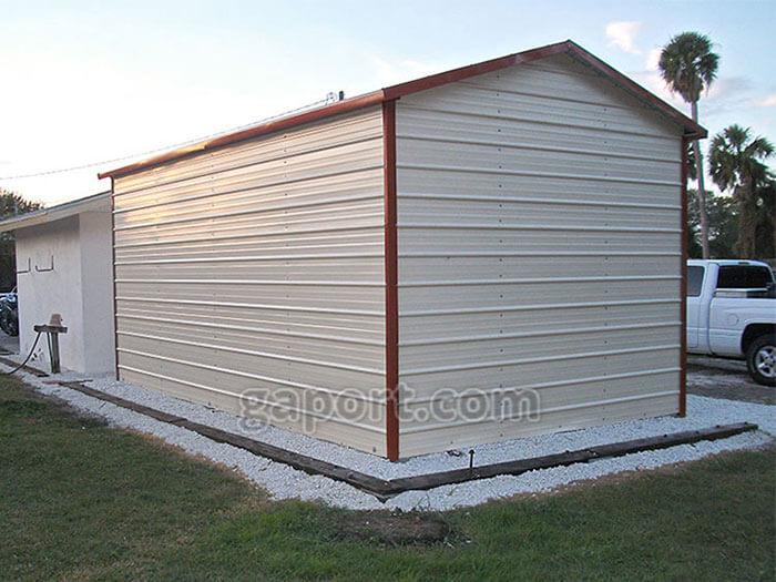Metal Carports Mississippi : Metal garage ms find garages in mississippi