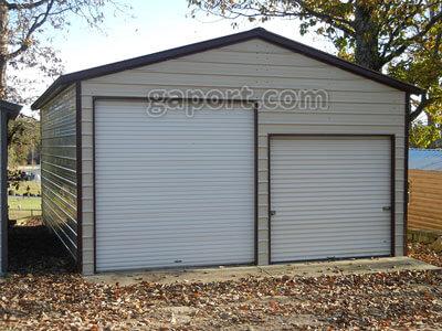 metal garages steel north carolina nc sample