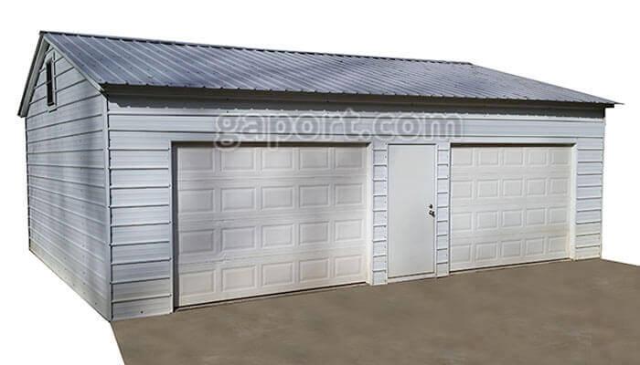 Aluminum Garages Pa : Metal garages steel pennsylvania