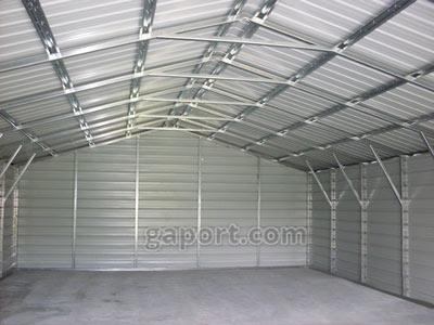 garage pinterest metal two on vertical carportcentral images best car roof garages
