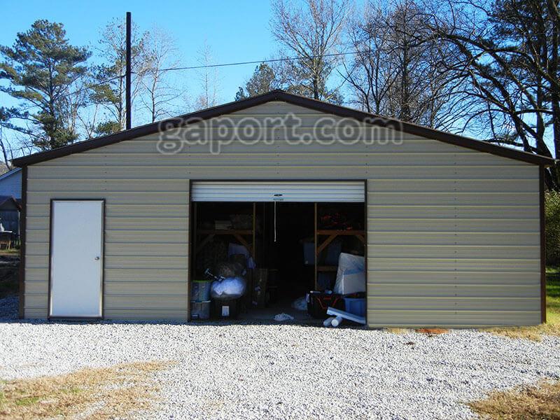 Garages Of Texas: Metal Garages Steel Texas TX