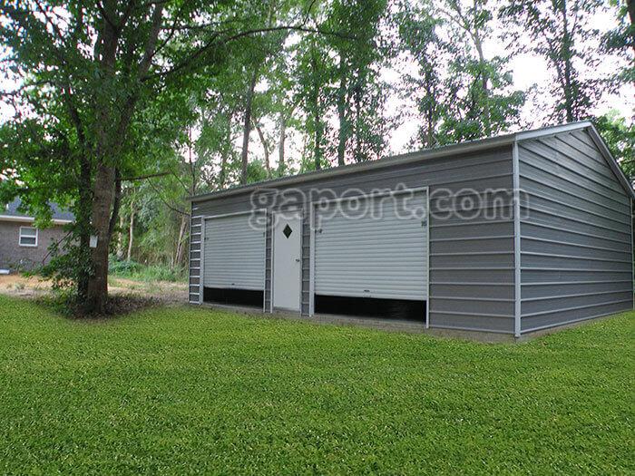 metal steel garage kits diy. Black Bedroom Furniture Sets. Home Design Ideas