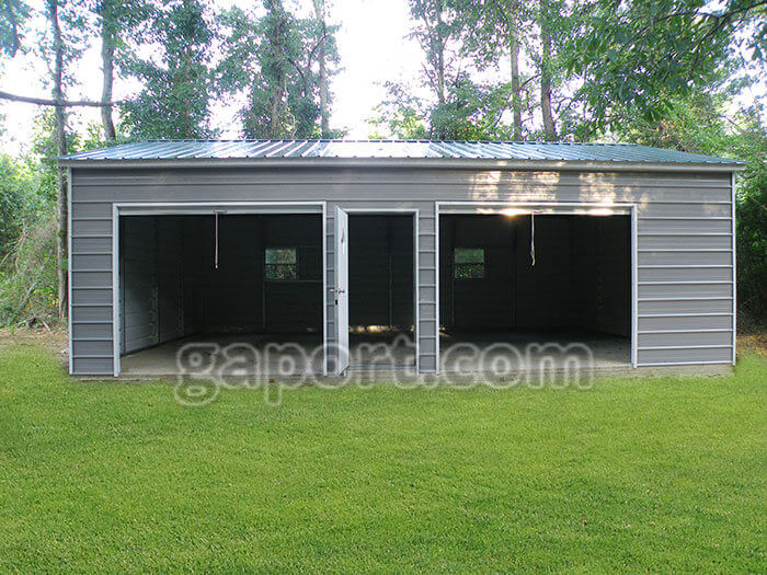 Metal Steel Garage Kits Diy