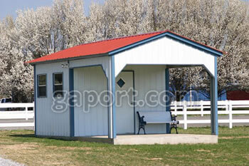 Utility carports for Carport with storage room